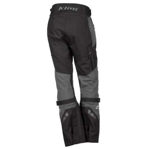 Artemis Dark Grey Pants Back