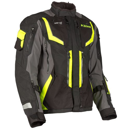 Badlands Pro Jacket_Hi-Vis_Side