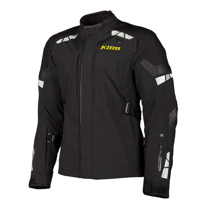 Klim_Latitude Jacket_Side_Black