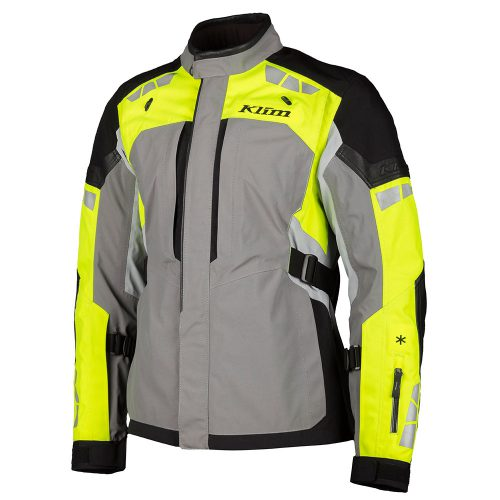 Klim_Latitude Jacket_Side_Hi-Vis