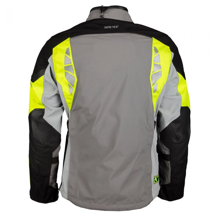 Klim_Latitude Jacket_back_Hi-Vis