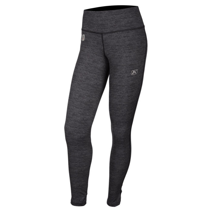 Solstice 2.0 Black Heather Front