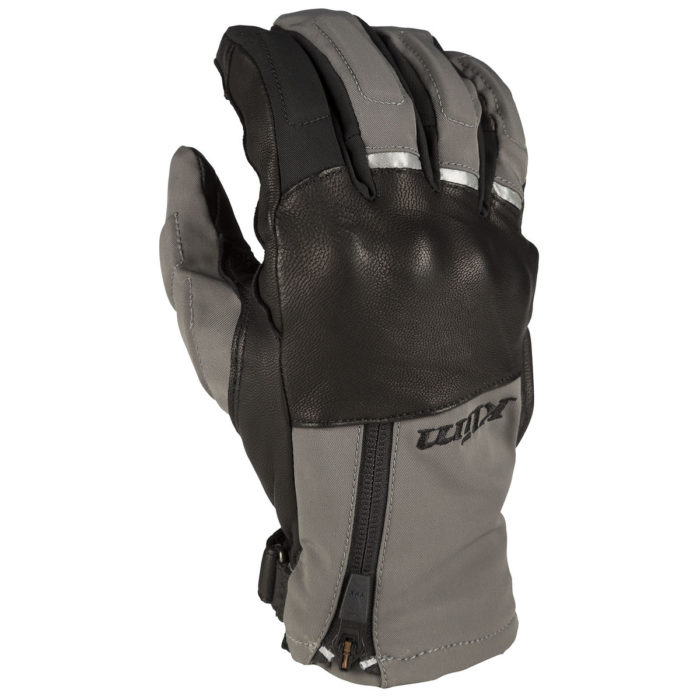 Klim Vanguard GTX Short Glove Grey