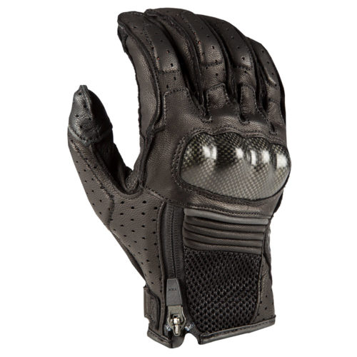 Klim Induction Glove Black Front