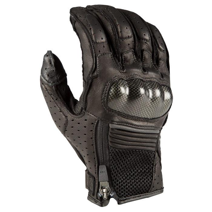 Klim Induction Glove Black Front