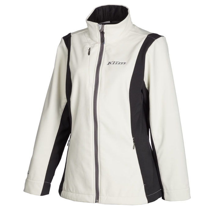 Whistler Jacket Snow White & Black