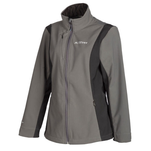 Whistler Jacket Charcoal Front