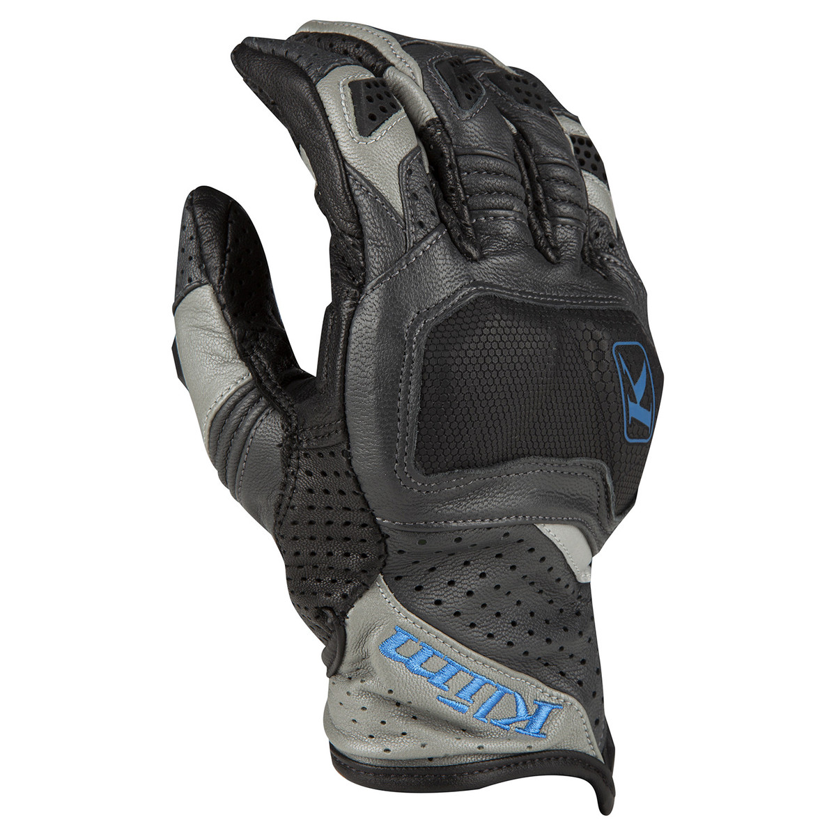 Klim Badlands Aero Pro Short Glove Kinetic Blue