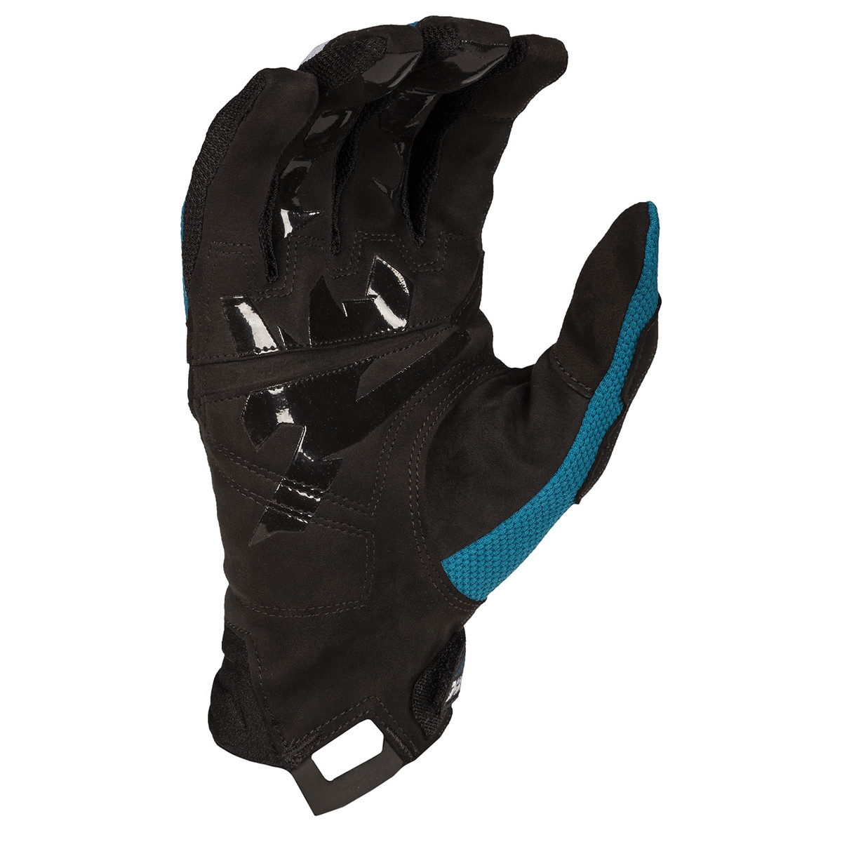 Klim Dakar Glove Skydiver Blue Palm
