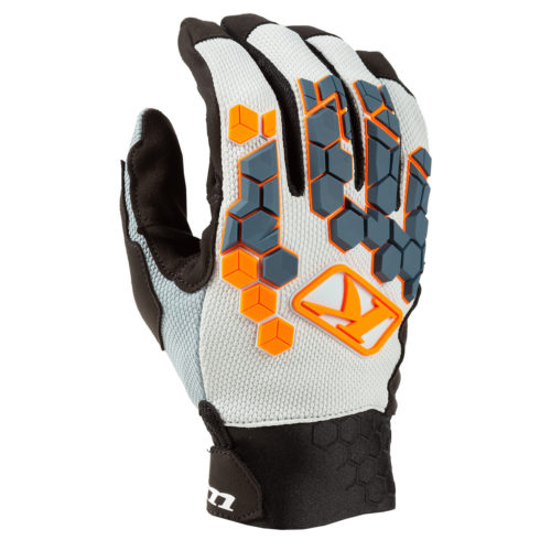 Dakar Glove Striking Petrol