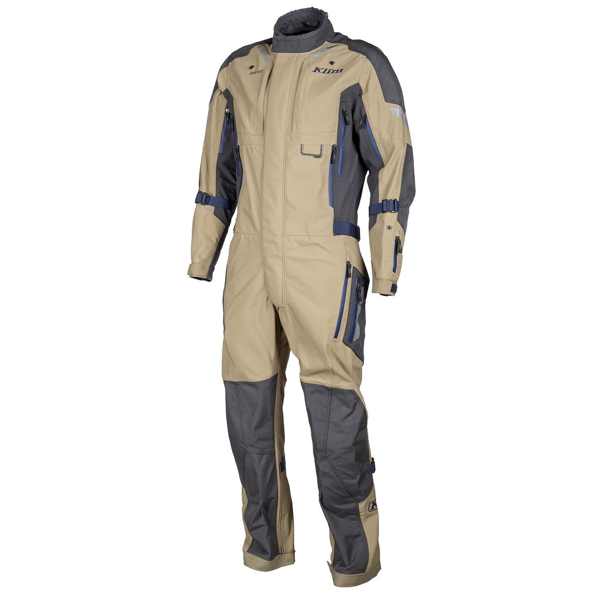Klim Hardanger Suit Tan Front Side