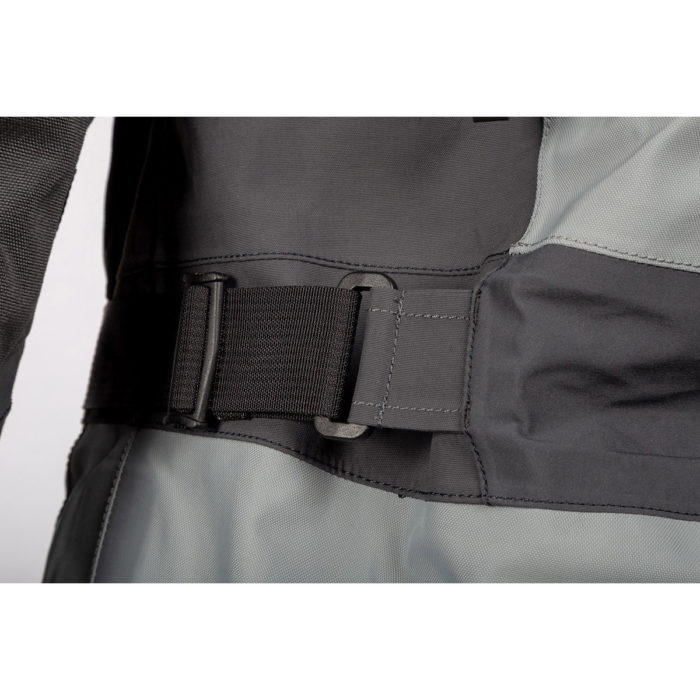 Klim Hardanger Suit Waist Cinch Detail