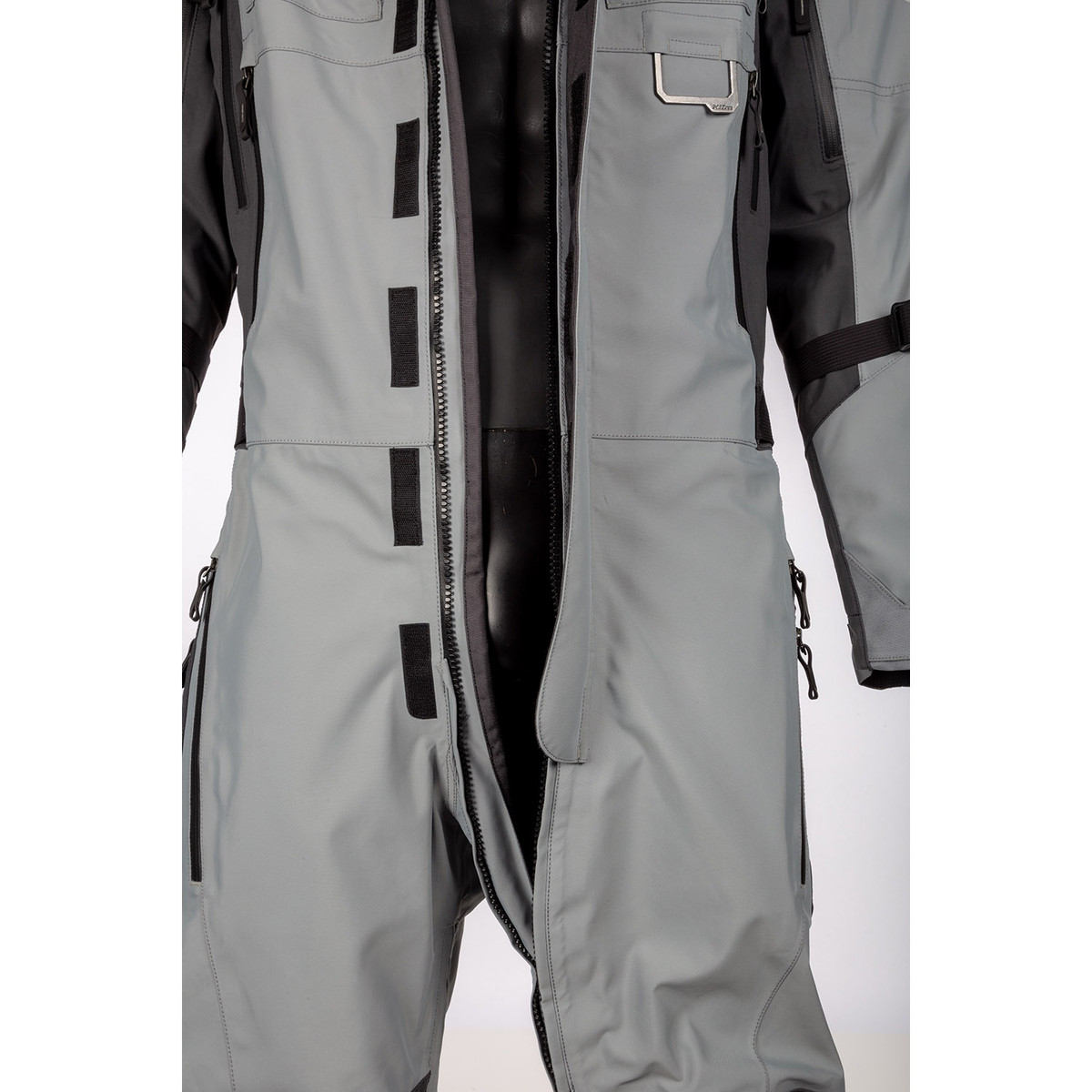 Klim Hardanger Suit Full Zipper Detail