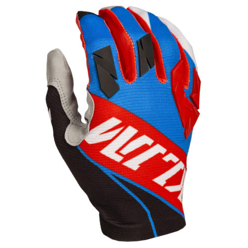 Klim XC Lite Red & Blue