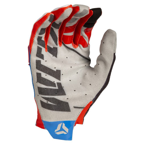 Klim XC Lite Red & Blue Palm