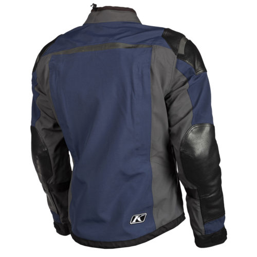 Klim Kodiak Jacket Navy Back