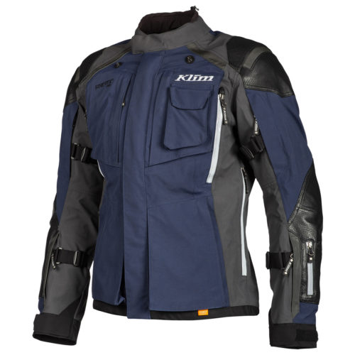 Klim Kodiak Jacket Navy Front Side