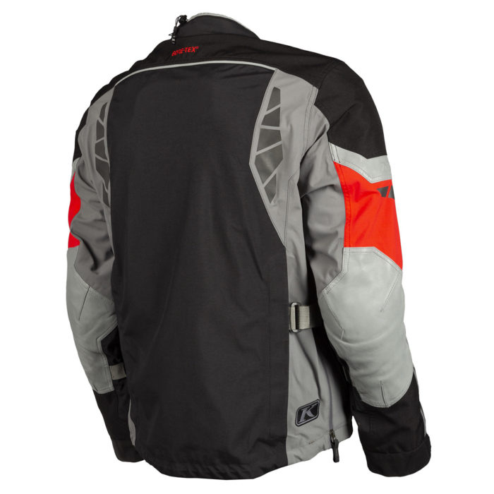 Klim Latitude Jacket Red Back