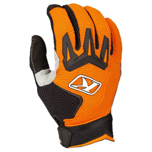 Klim Mojave Glove Orange-Grey