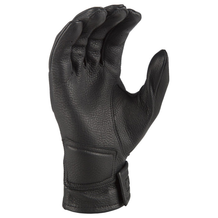 Klim Rambler Glove Black Back