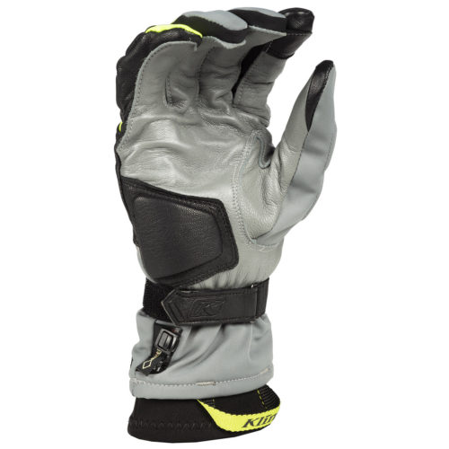 Klim Vanguard GTX Long Grey Back
