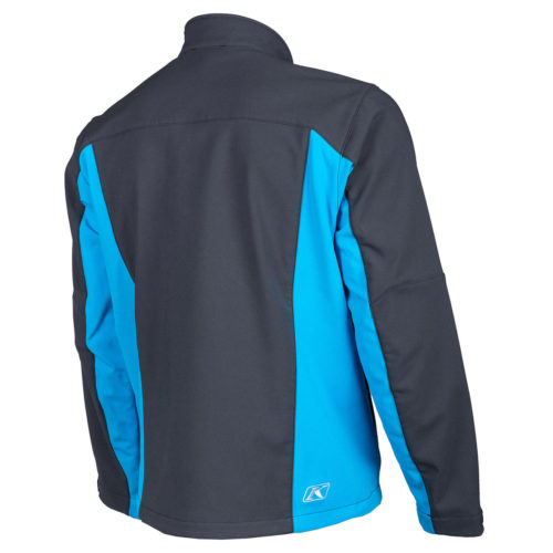 Inversion Asphalt Vivid Blue Back