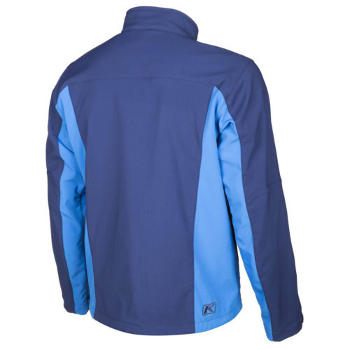 Klim Inversion Jacket Blue Back