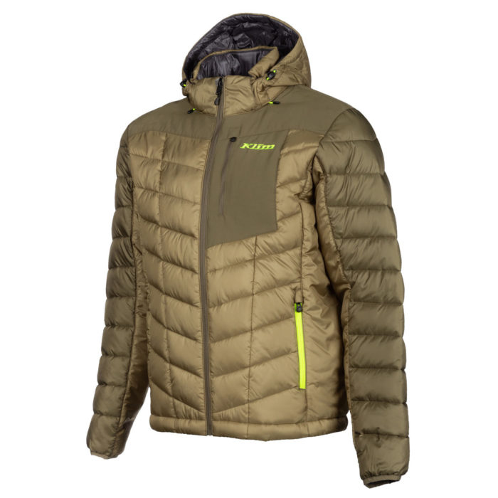 Klim Torque Jacket Sage Hi Vis