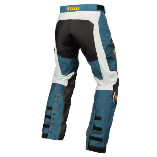 Dakar Striking Petrol Pant Back