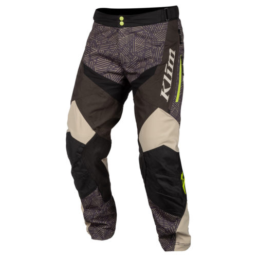 Klim Dakar In The Boot Pant Tan