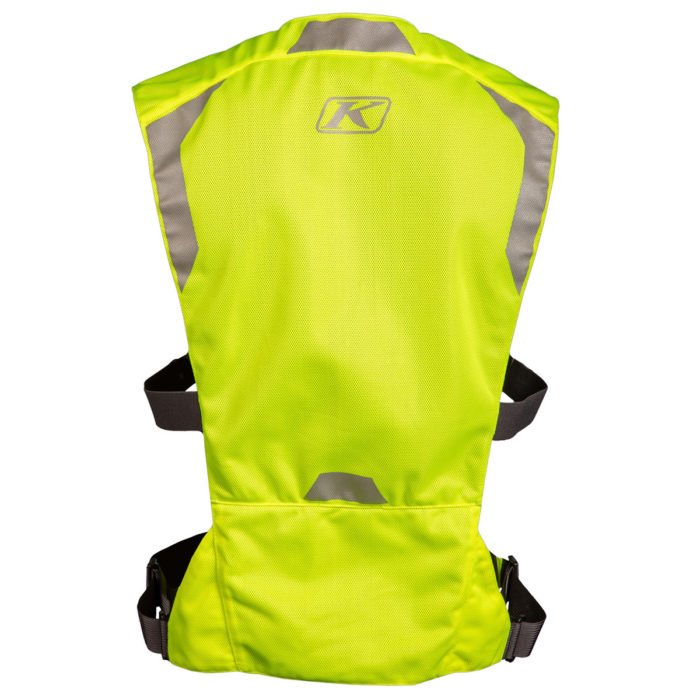 Klim Vantage Hi-Viz Vest Back