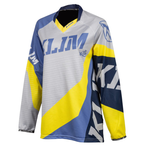 Klim XC Lite Jersey Yellow & Purple