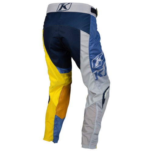 Klim XC Lite Pants Back Yellow & Purple