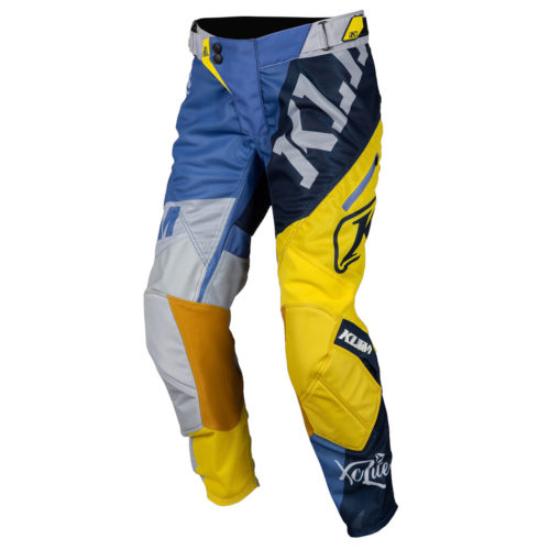 Klim XC Lite Pants Yellow & Purple