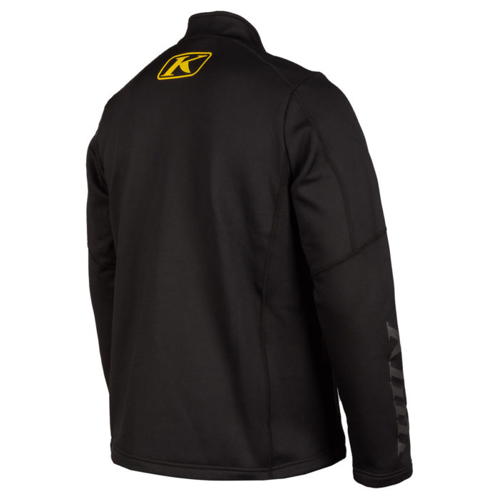 Inferno Black Back Jacket
