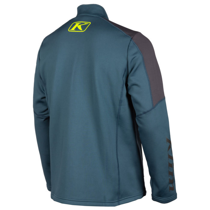 Inferno Petrol Back Jacket