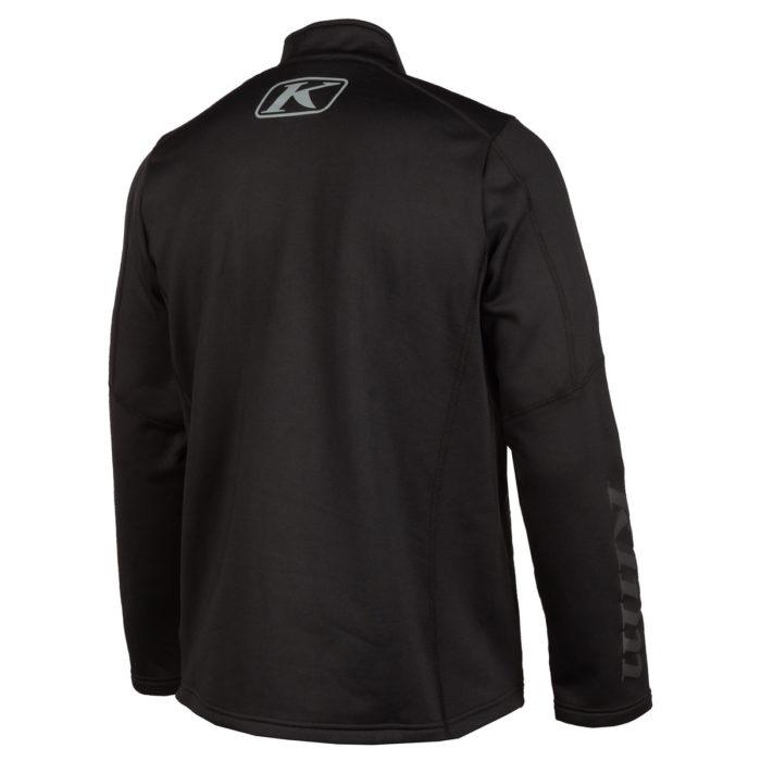Inferno Vivid Blue & Black Back Jacket
