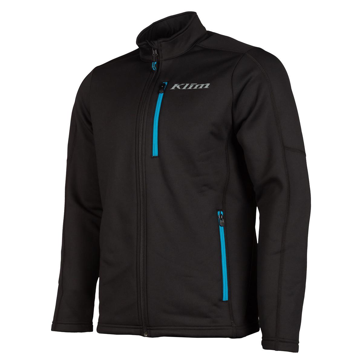 Inferno Vivid Blue & Black Jacket