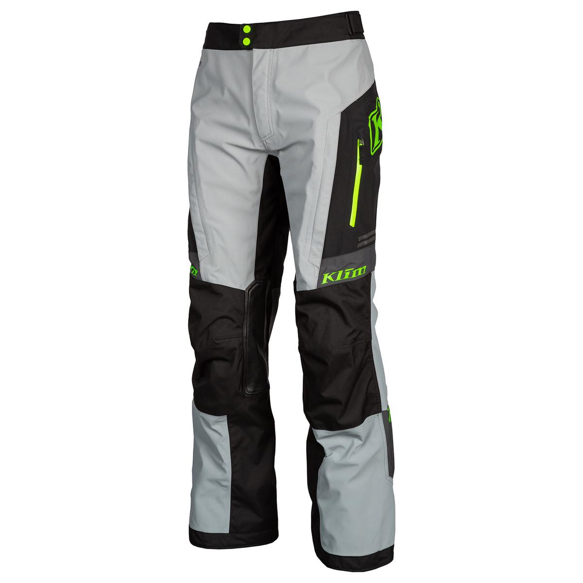 KLIM Traverse Pants Grey Electric Gekko