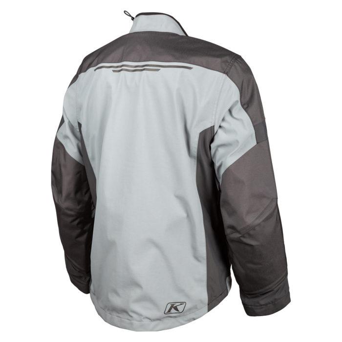 Klim Traverse Jacket Storm Grey Back