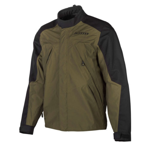 Traverse Green Jacket Front