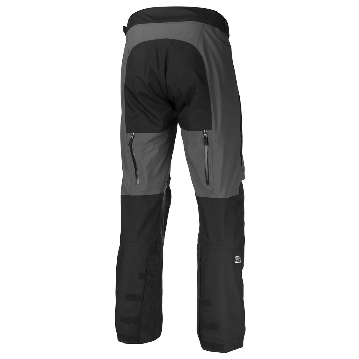 Traverse Pants Grey Back
