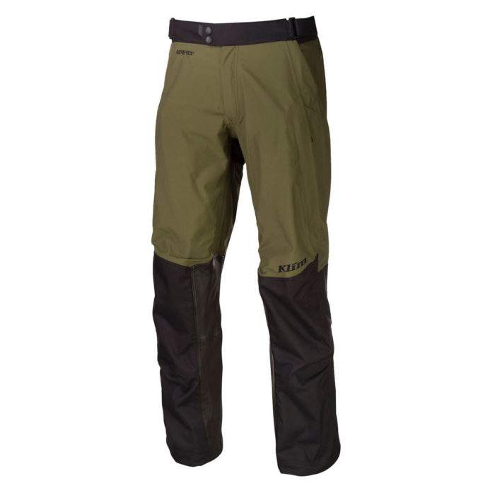 Traverse Pants Green