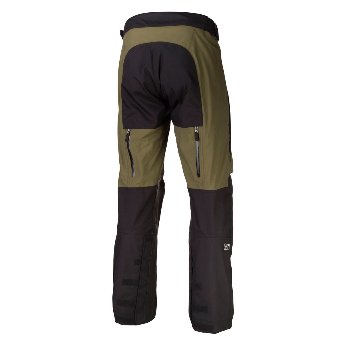 Traverse Pants Green Back