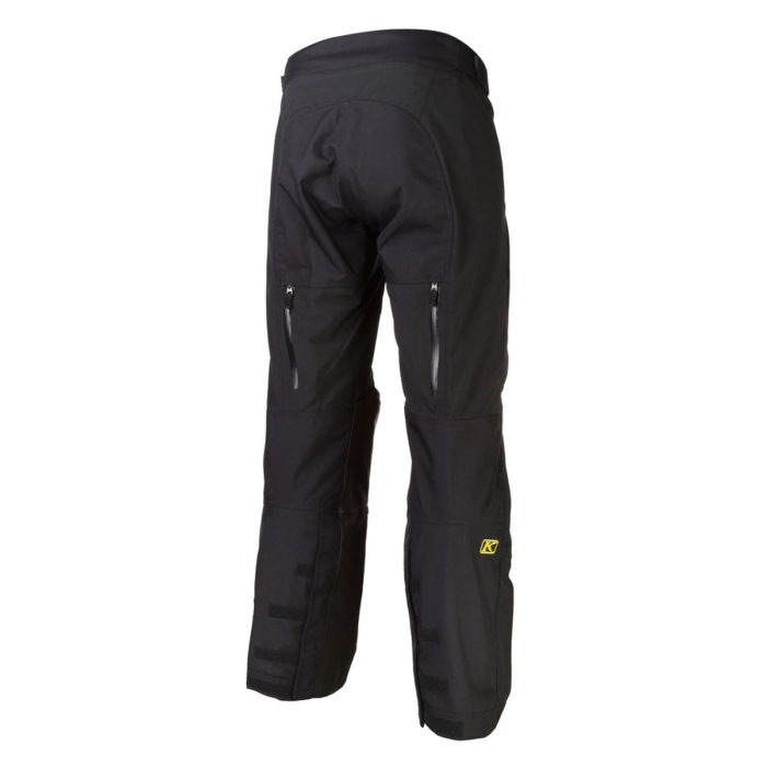 Traverse Pants Black Back