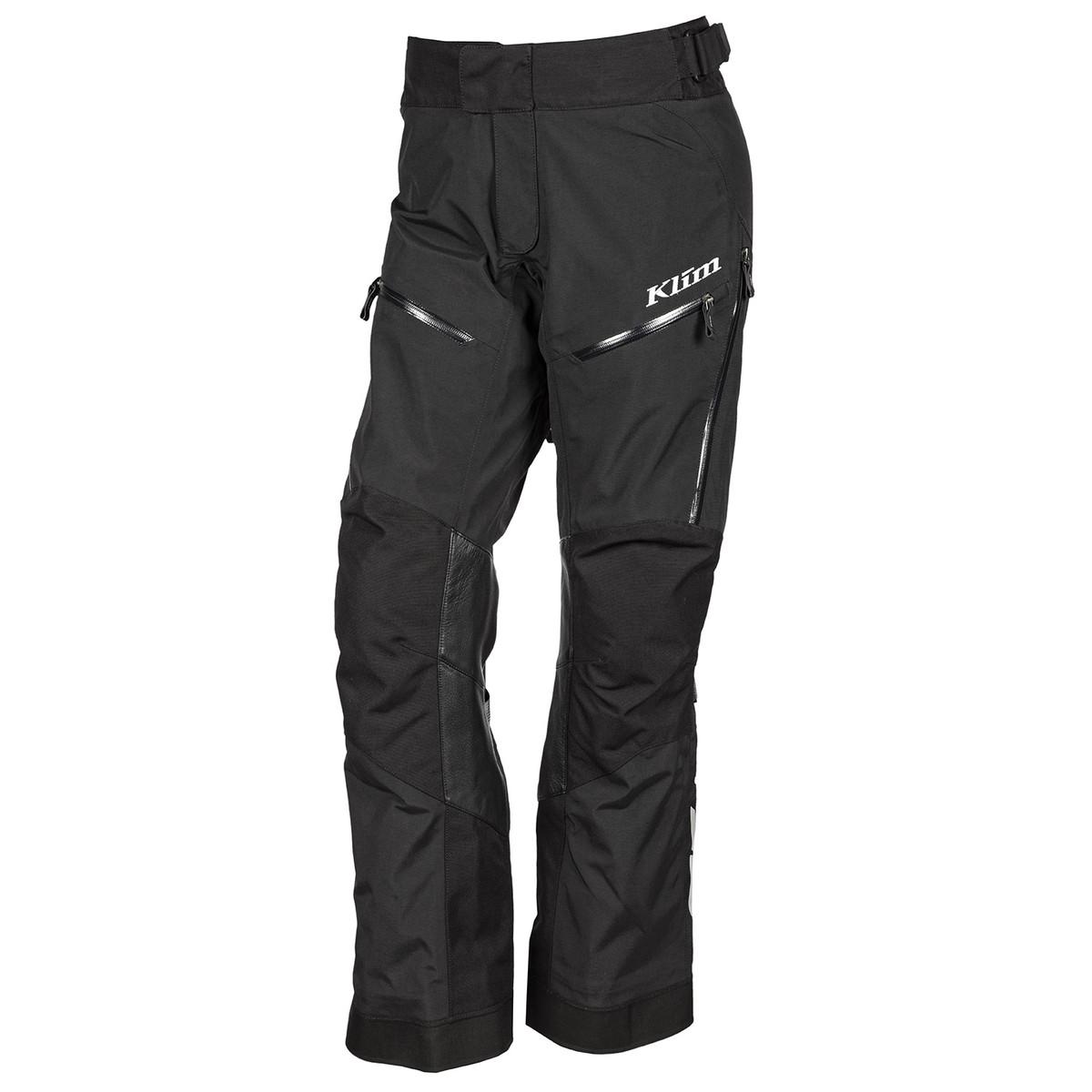 Ladies Latitude Pants Black Front