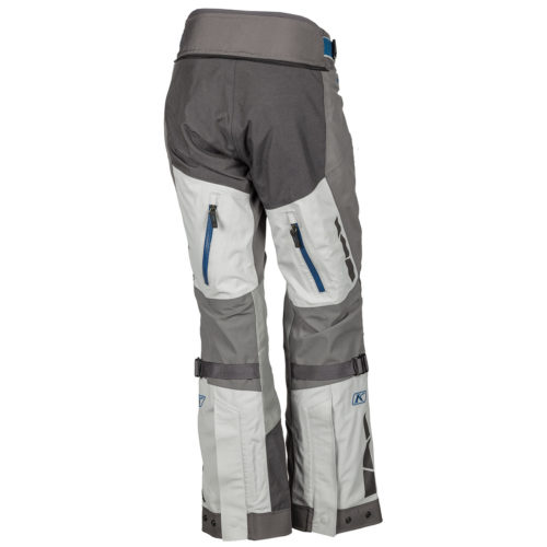 Ladies Latitude Pants Grey Back