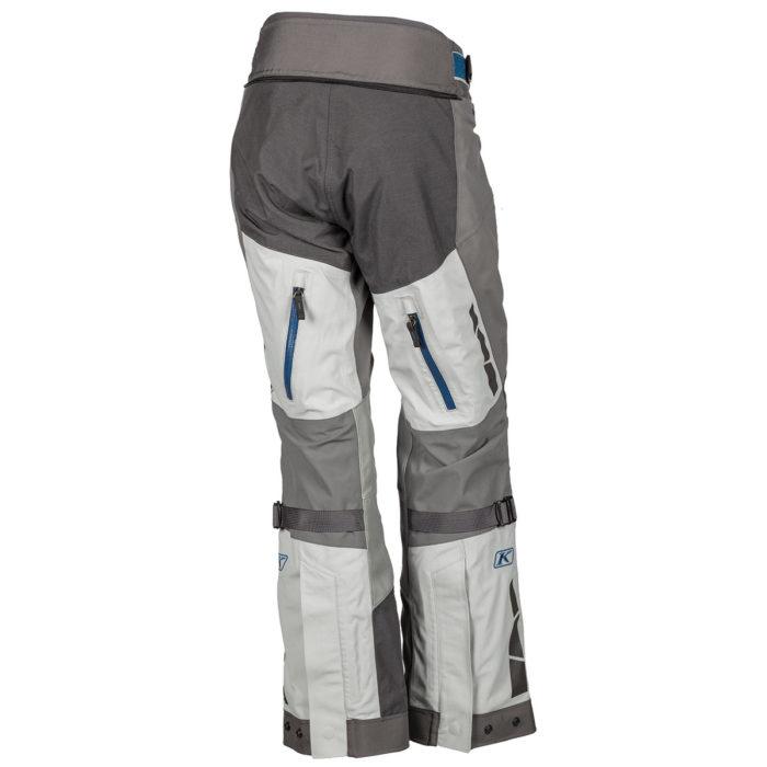 Ladies Latitude Pants Grey Back