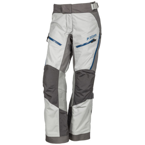 Ladies Latitude Pants Grey Front