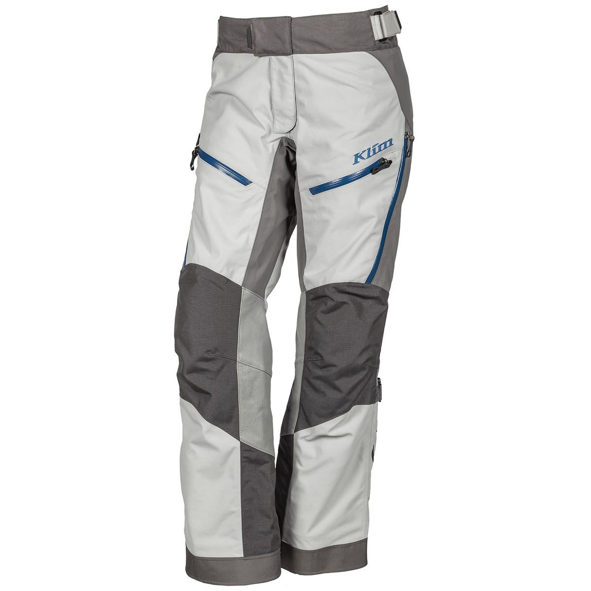 Ladies Latitude Pants Grey Front